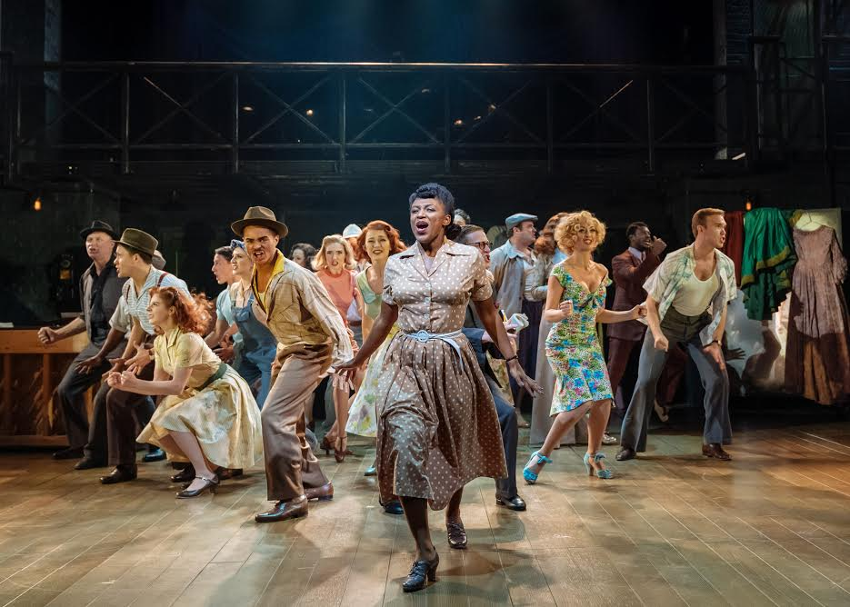 Kiss Me, Kate at Sheffield Crucible. Photo: Manuel Harlan.