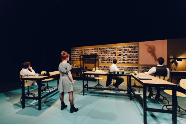 Review: The Department of Distractions at Sheffield Crucible
