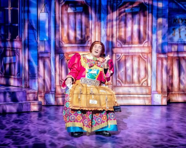 Review: The Grand Old Dame of York at York Theatre Royal