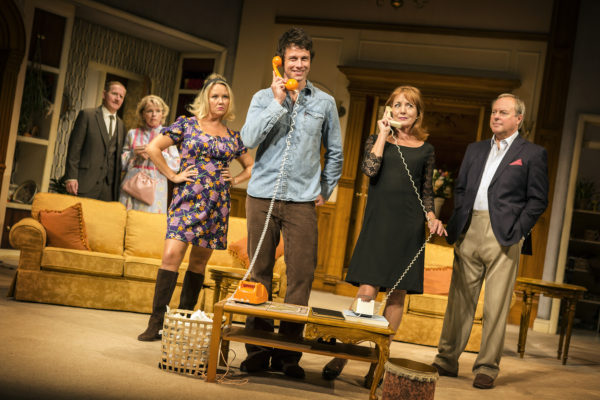 Review: How The Other Half Loves at the Theatre Royal Brighton