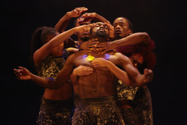 Review: Blak Whyte Gray at the Barbican