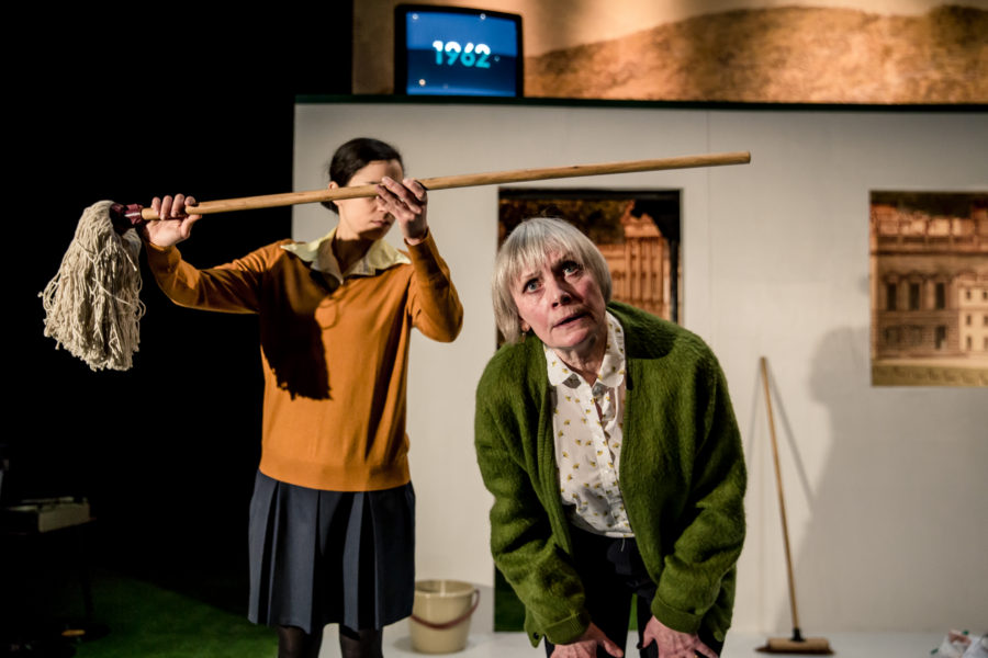 Trap Street, New Diorama Theatre. Photo: Richard Davenport.