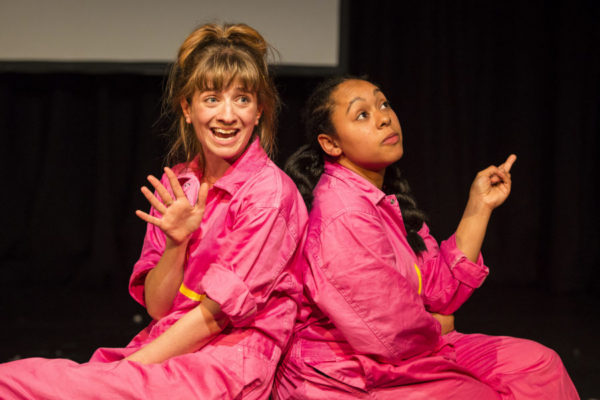 Review: Major Labia at Curve, Leicester