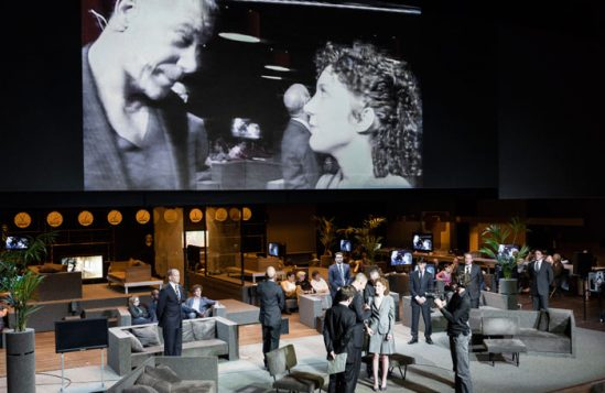 Roman Tragedies at the Barbican. Photo: Jan Versweyveld.