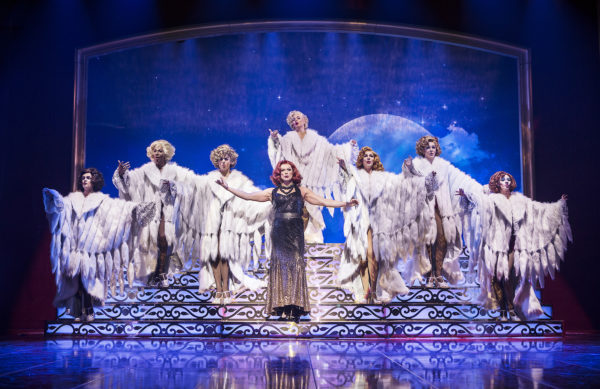 La Cage aux Folles at Theatre Royal Brighton. Photo: Pamela Raith.