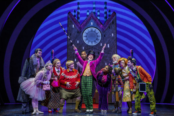 Review: Charlie and the Chocolate Factory at Lunt-Fontanne Theatre