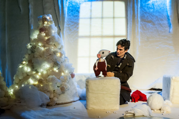 Review: Snow Mouse at the Barbican