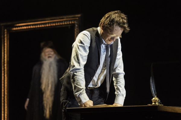 Jamie Parker in Harry Potter And The Cursed Child. Photo: Manuel Harlan