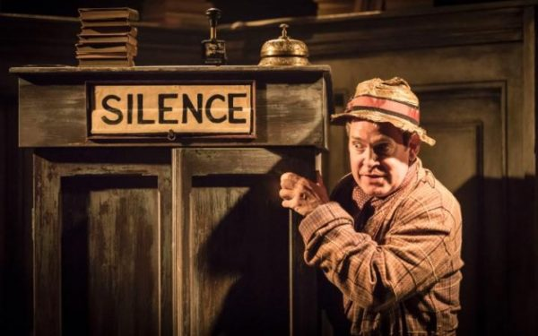 Review: Travesties at the Menier Chocolate Factory