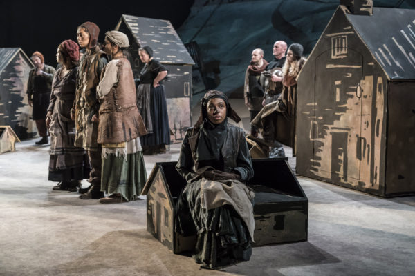 Review: Saint George and the Dragon at  National Theatre