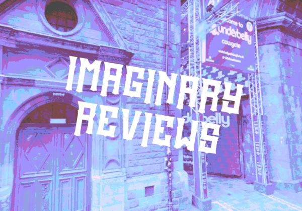 Imaginary Review: for what we were promised