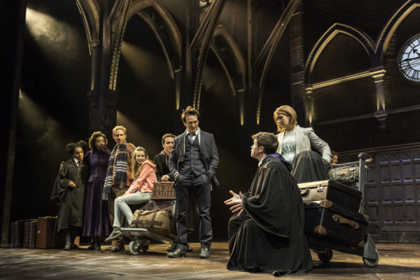 Review: Harry Potter and The  Cursed Child, Parts 1 and 2 at the Palace Theatre
