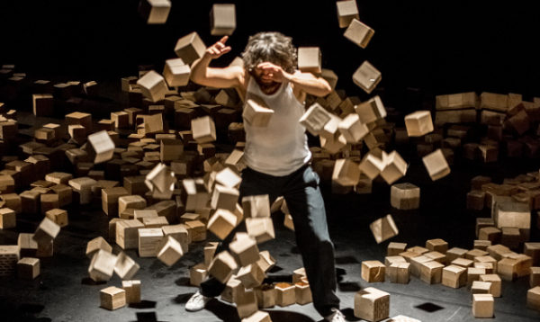 Review: Tesseract at London International Mime Festival