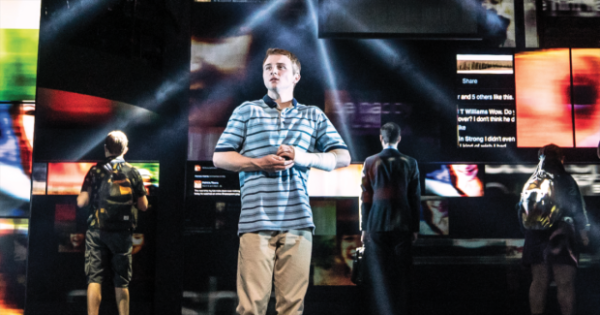 Review: Dear Evan Hansen at Noël Coward Theatre