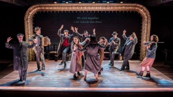 Review: Indecent at Menier Chocolate Factory