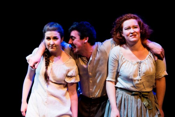 Review: Dubliners Women at The New Theatre