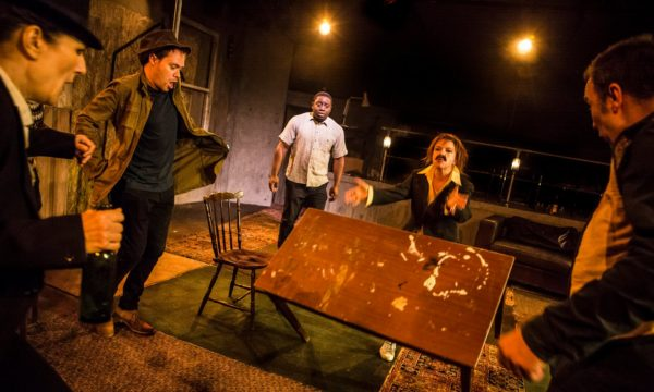 Review: Home Truths at The Bunker