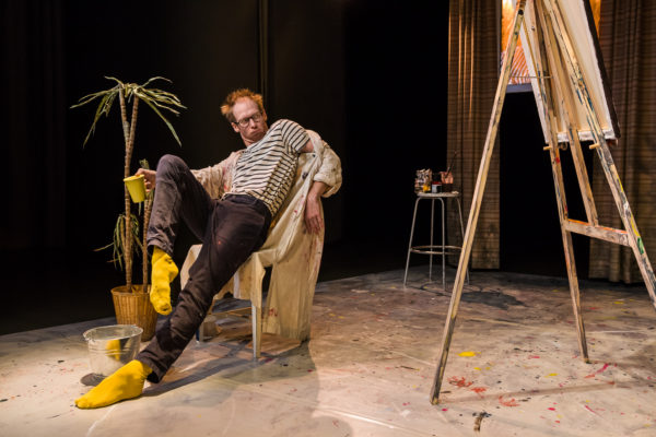 Edinburgh Review: The Artist at the Assembly Roxy