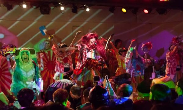 Review: Miss Revolutionary Idol Berserker at the Barbican