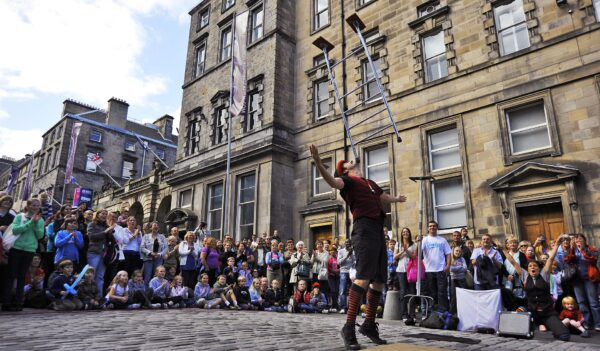 The Edinburgh Fringe is in limbo: who's going to secure its future?
