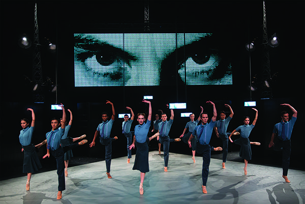Review: 1984 at Sadler's Wells
