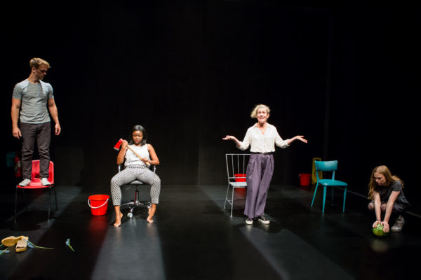 Review: Revolt. She Said. Revolt Again. at Traverse