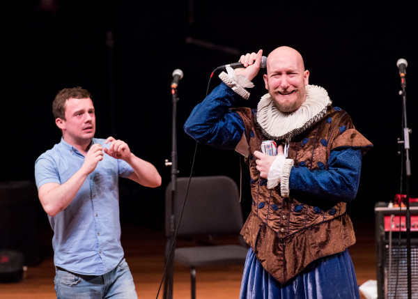 Review: Twelfth Night at NYU Skirball Center