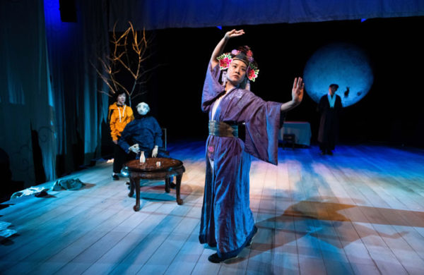Review: Strange Tales at Traverse Theatre, Edinburgh