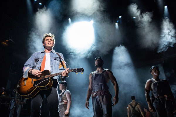 Review: Hadestown at National Theatre