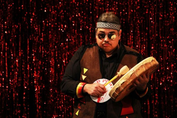 Review: Don't Feed the Indians – A Divine Comedy Pageant!