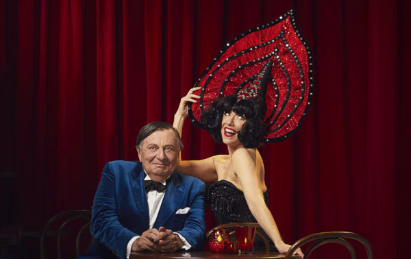 Review: Barry Humphries' Weimar Cabaret at the Barbican