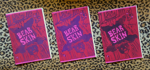 Announcing Exeunt's New Zine, Bear Skin