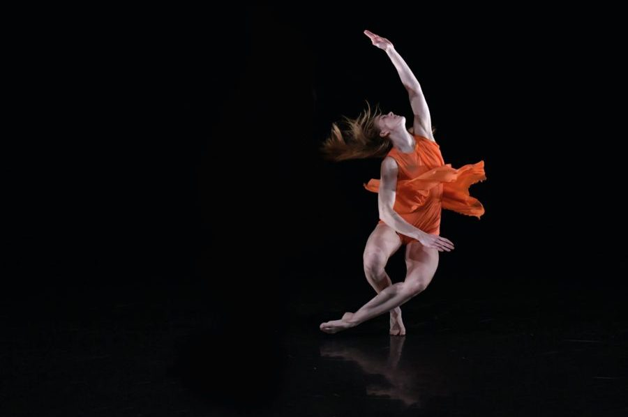 Joss Arnott: Triple Bill, Trinity Laban. Photo: Brian Slater.