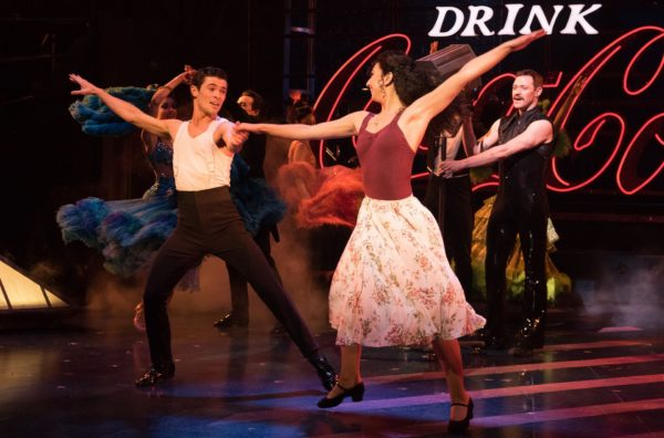 Review: Strictly Ballroom at the Piccadilly Theatre