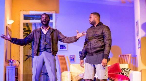 Review: The Suicide at the National Theatre