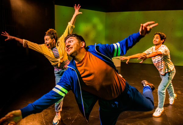 Review: The Bee in Me at Unicorn Theatre