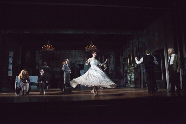 3 Winters at the National Theatre