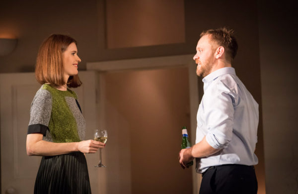 Review: Beginning at the National Theatre