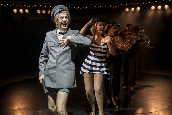 Review: The Producers at the Royal Exchange, Manchester
