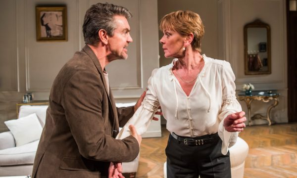 Review: The Lie at the Menier Chocolate Factory