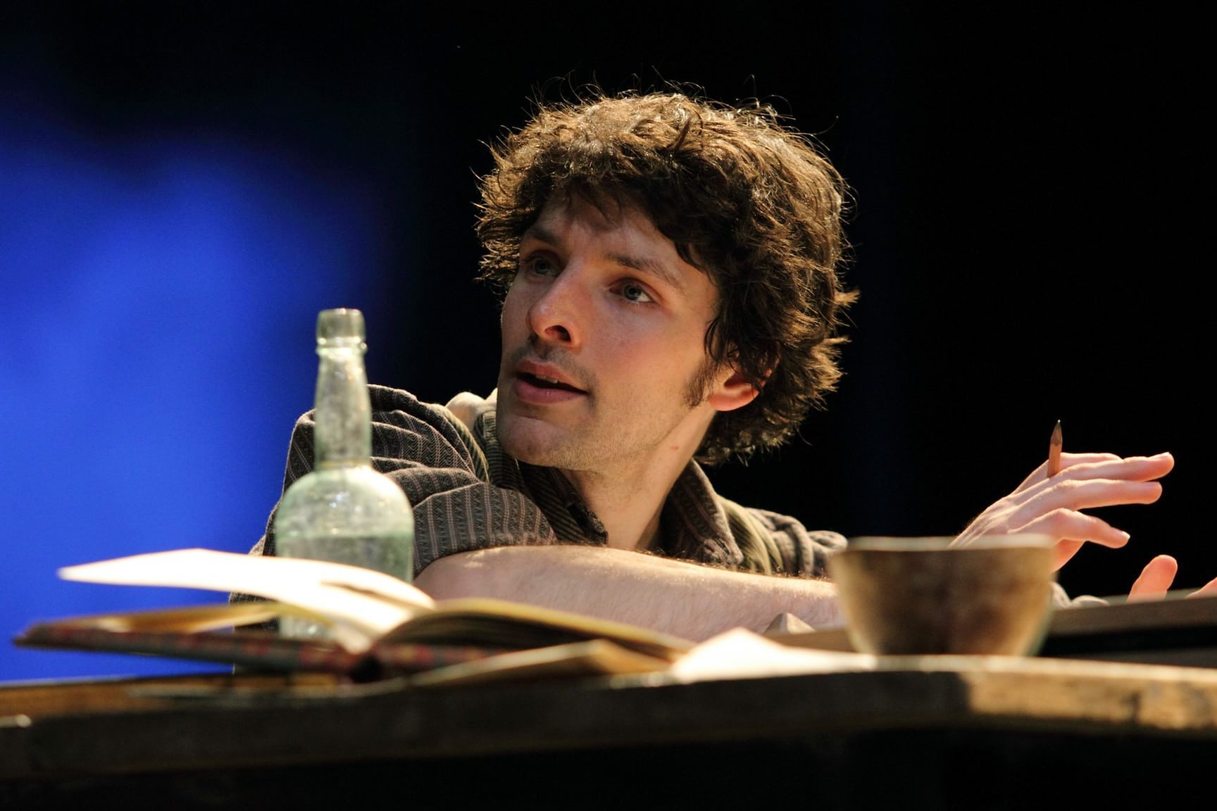 Translations, National Theatre. Photo: Catherine Ashmore.
