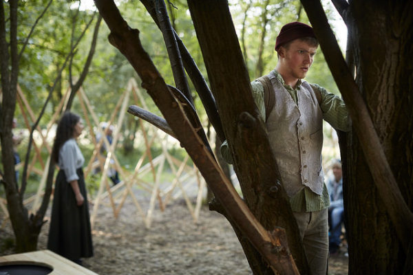 Review: The Reason I Jump at The Children's Wood at North Kelvin Meadow, Glasgow