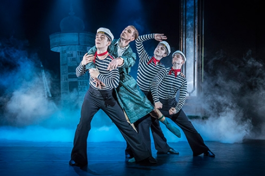 Review: Early Adventures at Sadler's Wells
