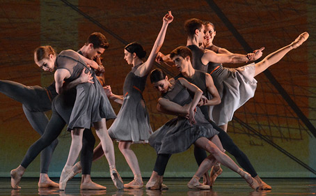 New English Ballet Theatre at Sadler's Wells.