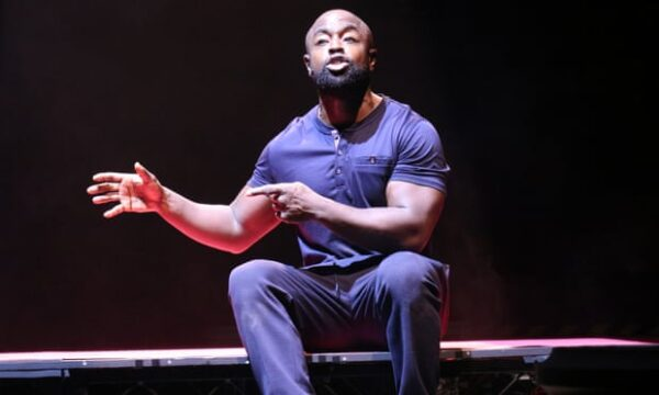 Michael Balogun in Death of England: Delroy. Photo credit: Normski Photography.