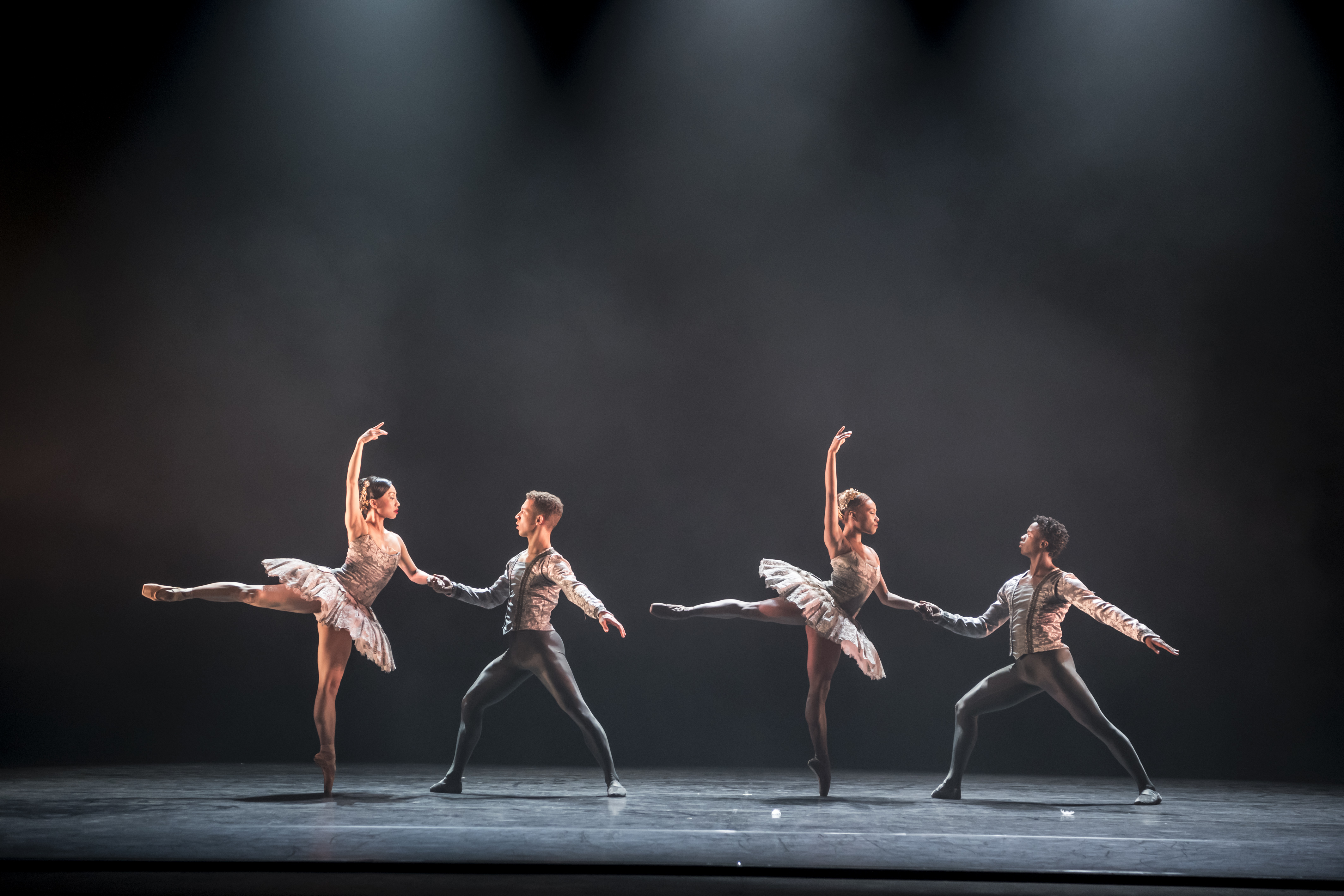 Ballet Black at The Lowry, Salford. Photo: Dave Morgan