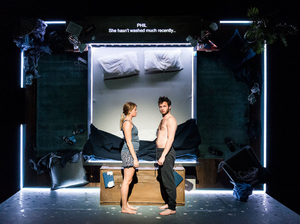 Review: The Solid life of Sugar Water at National Theatre