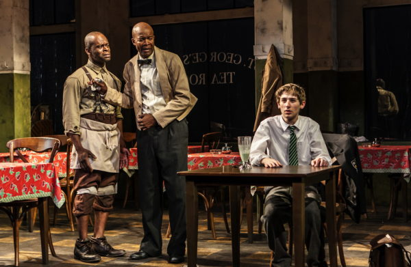 "Review: ""Master Harold""… and the boys at Signature Theatre"