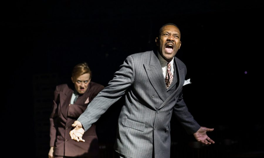 The Resistable Rise of Arturo Ui, Donmar Warehouse. Photo: Helen Maybanks.