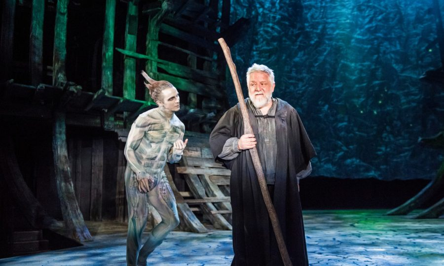 The Tempest, RSC. Photo: Tristram Kenton.